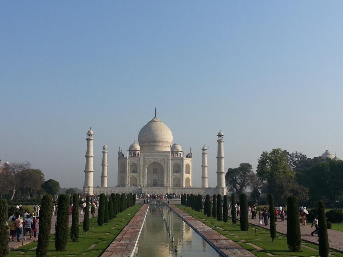 Индийски записки: III. Агра - градът на Тадж Махал