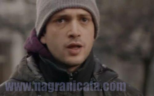 Мартин Димитров – силен дебют с главната роля в съвременната сюжетна нишка.