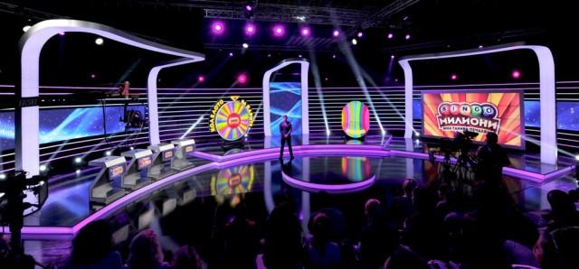 Голямото лъскаво студио и щедрите награди са най-големият магнит за публиката на всяка тв лотария.