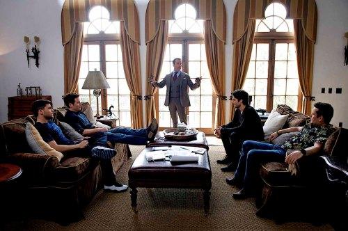 Да, Ари Голд е все така забавен, Джони Драма - още повече, затова пък Винс Чейс ми е все така безличен - този път - на свръхголям екран.