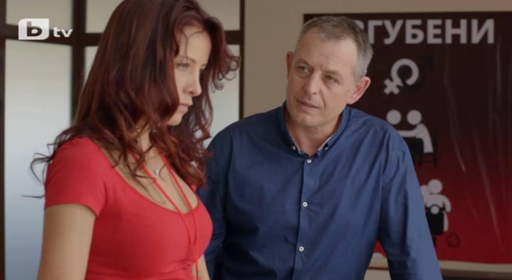 """""""Прелюбодейците"""" Яна Маринова и Михаил Билалов правят две от най-убедителните роли в сериала."""