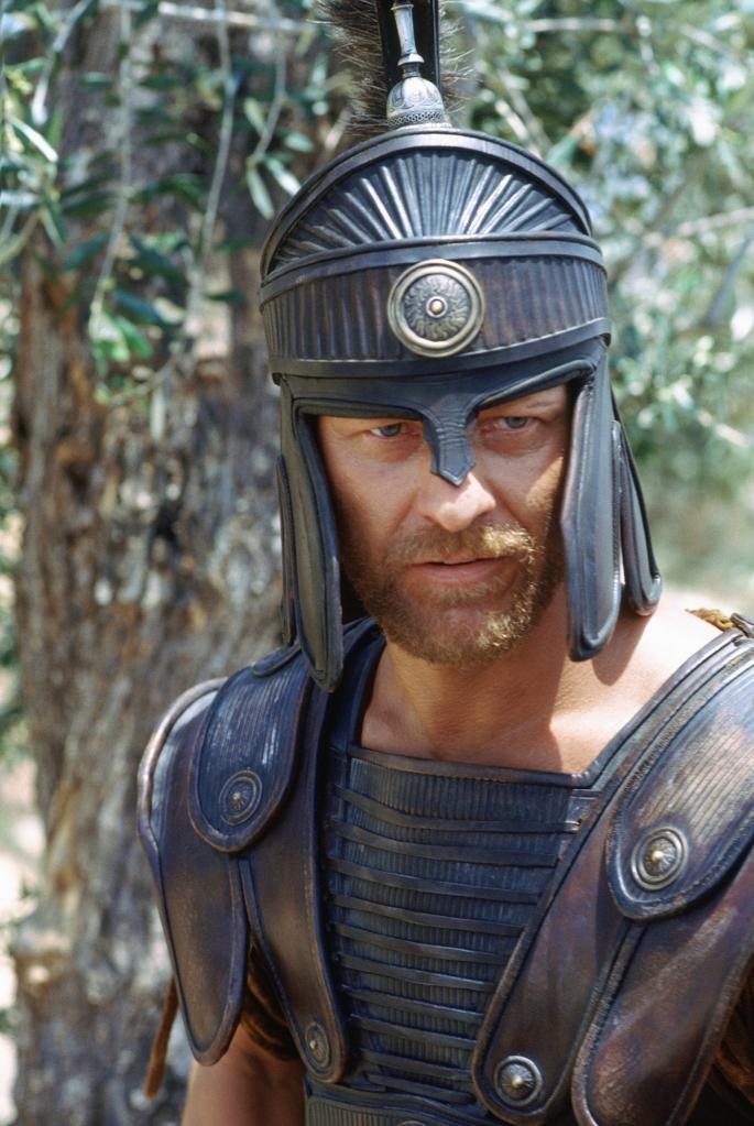 """Одисей (тук от филма """"Троя"""", в ролята Шон Бийн) е всепризнат символ на гръцката находчивост, но и коварство."""