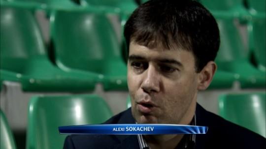 Алекси Сокачев коментира така, както го правеха колегите му преди 30 години.