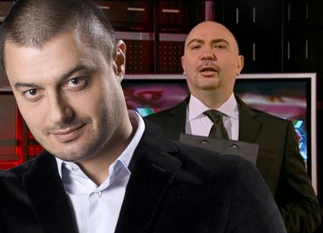 Двама дългогодишни джорджановци в българските медии, а после и в политиката.