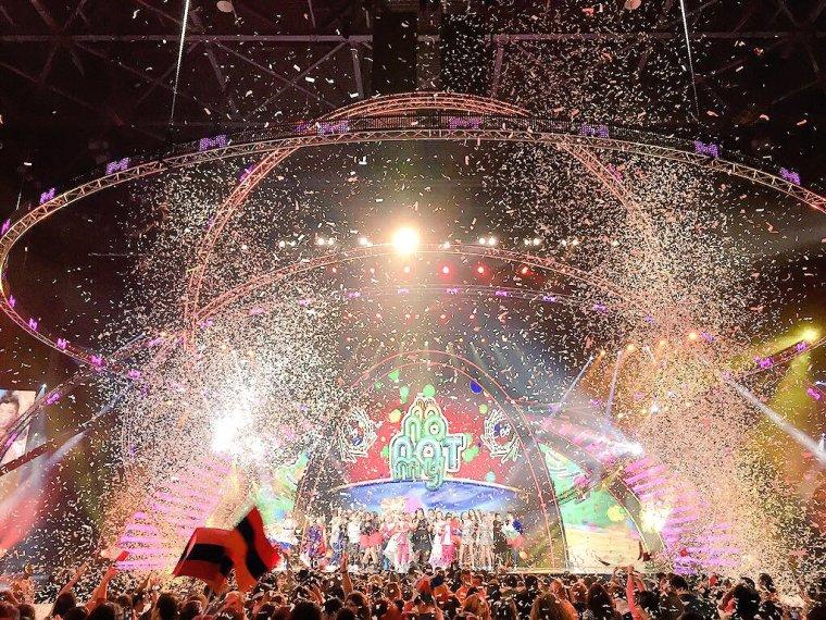Цялостната визия на шоуто беше впечатляваща – без значение българска или чуждестранна е заслугата за това.