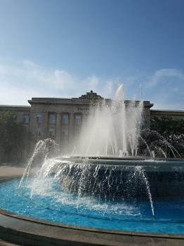 Русе е градът с най-многобройните и най-красиви фонтани. Тук никога не са страдали от недостиг на водоизточници и пресъхнали чешми.
