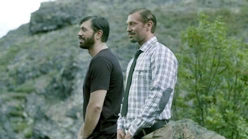 """Калин Врачански играеше дори двойна успоредна роля в """"Господин Х и морето"""", но чарът и преиграването му не могат да спасят слабия сценарий."""