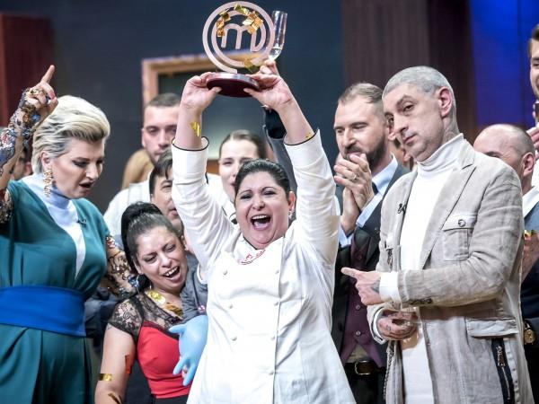 """Триумфът на Радка Булман в """"Мастършеф"""" беше изненадващ за мнозина, но напълно заслужен след представянето й на финала."""