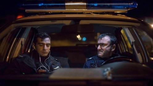 Стоян Дойчев и Васил Василев-Зуека са двама от полицаите, кръстосващи нощна София в новия филм на Стефан Командарев.